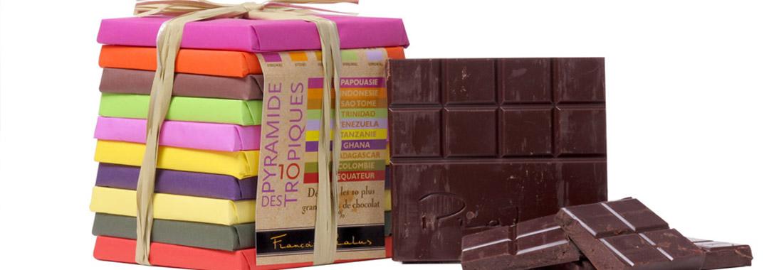 chocolate's creation
