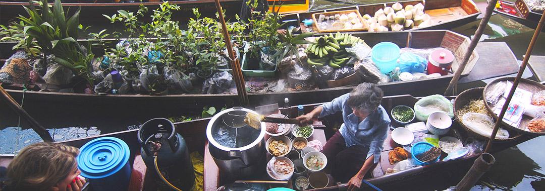 thaï fine food