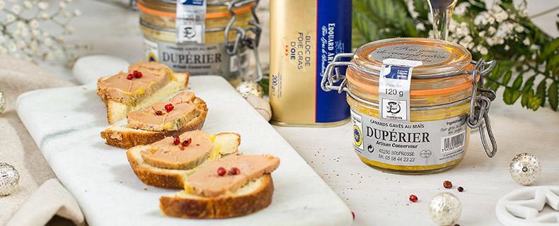 foies gras & truffles