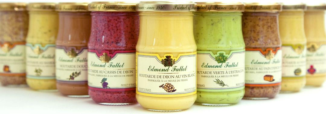 Mustards fallot - Moutarde fallot visite ...