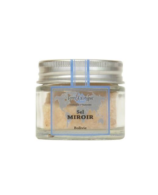 Mirror salt terre exotique for Miroir exotique