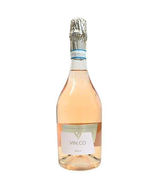 Abruzzo Spumante - Sparkling rose wine - Vin.co