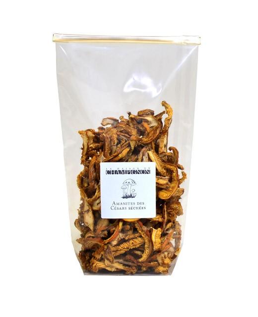 Dried Caesar's mushrooms - La Maison du Champignon