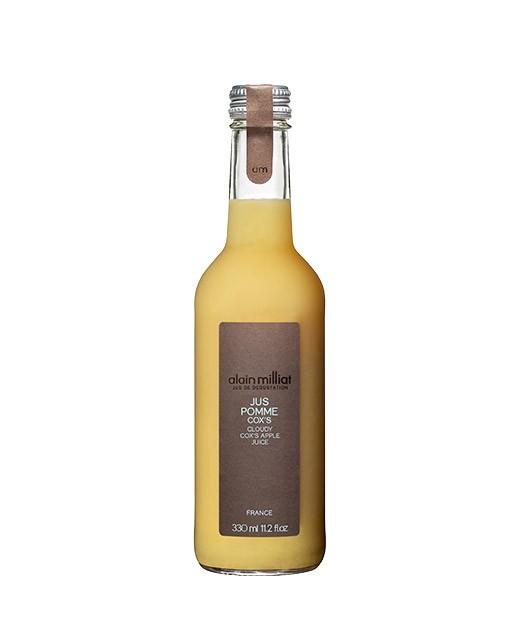 Cox's apple juice - Alain Milliat