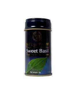 Sweet basil - dried - Blue Elephant