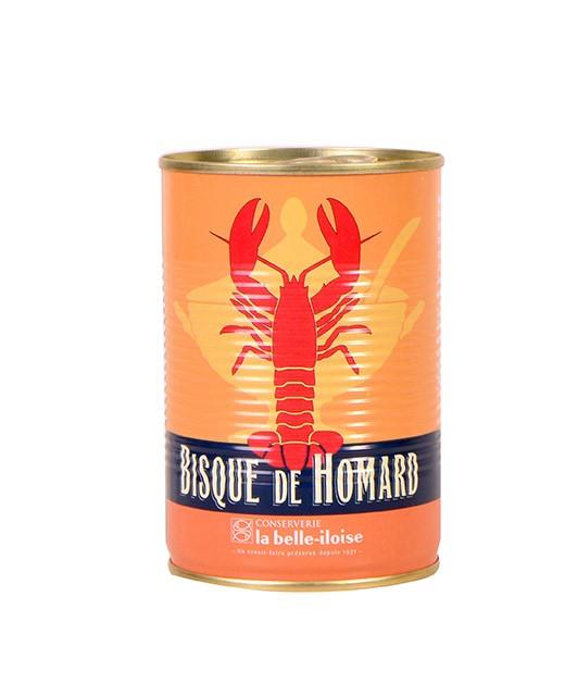 Lobster bisque - La Belle-Iloise