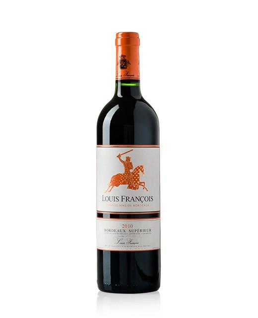 Bordeaux Supérieur 2009 - red wine - Louis François