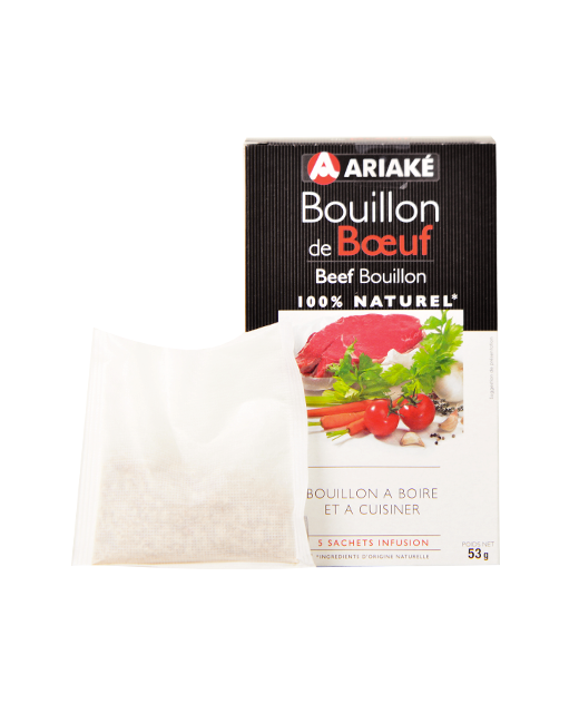 Beef Bouillon - Ariaké