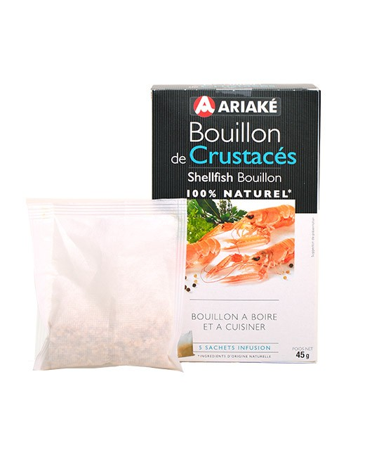 Crustaceans Bouillon - Ariaké