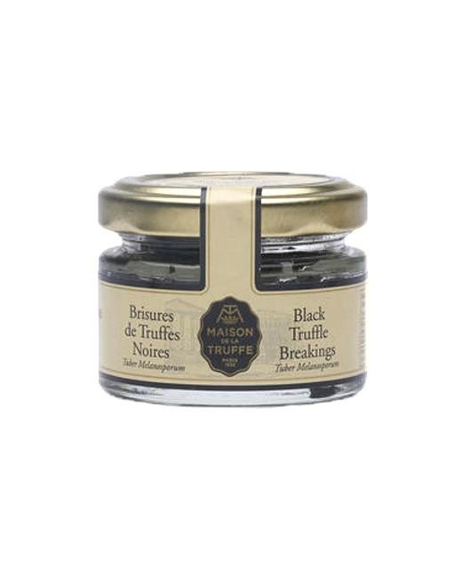 Black truffles in chunks - Maison de la truffe