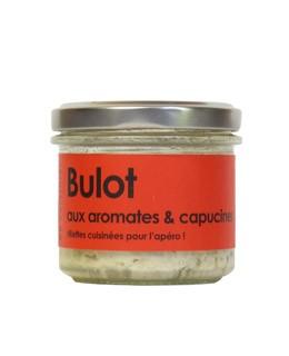 Whelk with herbs and nasturtium - L'Atelier du Cuisinier