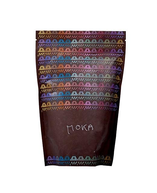 Moka Sidamo Coffee - Cafés Verlet
