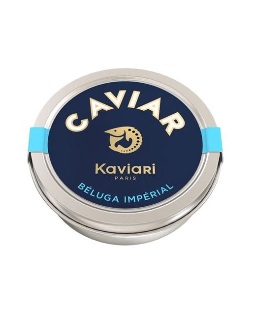 Royal Beluga Caviar 125g - Kaviari