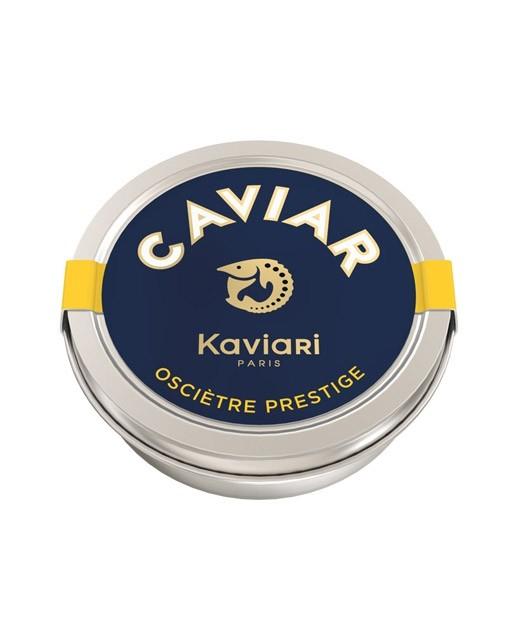 Osetra Prestige Caviar 125g - Kaviari