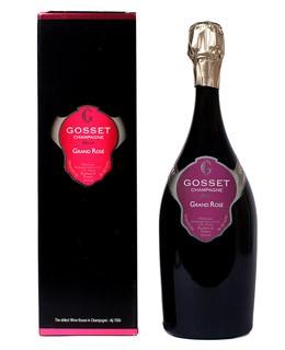 Champagne Gosset Grand Rosé - magnum - Gosset