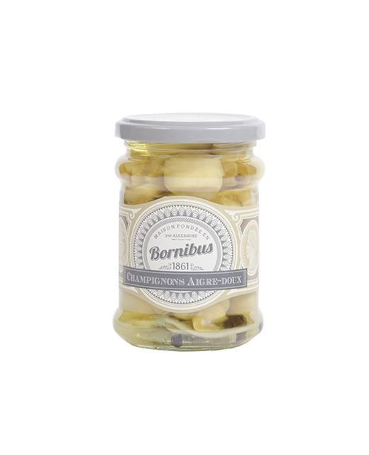 Sweet and sour mushrooms - Bornibus