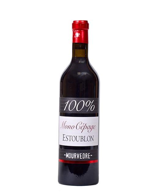 Château d'Estoublon 2011 - 100% Mourvèdre - red wine -