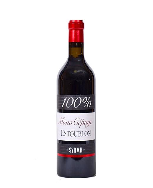 Château d'Estoublon 2011 - 100% Syrah - red wine - Château d'Estoublon