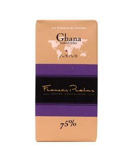 Dark Chocolate bar - Ghana - Pralus