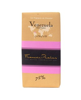 Dark Chocolate bar - Venezuela - Pralus