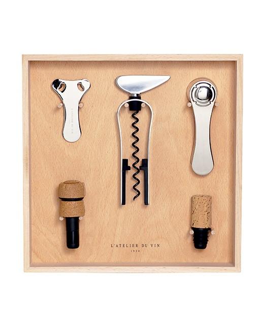 Oenology Box: The Rack - L'Atelier du Vin