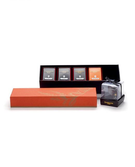 Tea gift set - Horizons - Dammann Frères