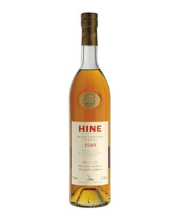 Cognac Hine Grande Champagne 1989 - Hine