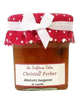 Bergeron Apricot Jam with Vanilla - Christine Ferber