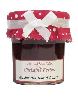 Perfect image of christine blueberry jam