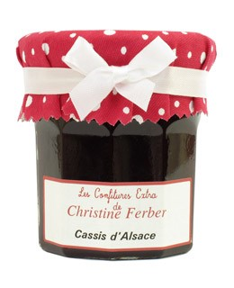 Black Currant jam - Christine Ferber