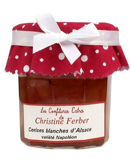 White cherries jam - Christine Ferber