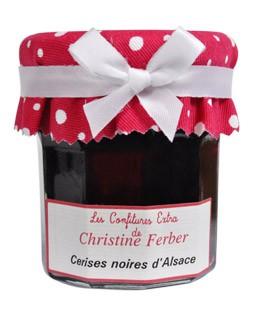 Black Cherry jam  - Christine Ferber
