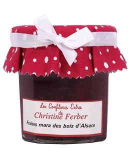 Mara des bois strawberry marmalade - Christine Ferber