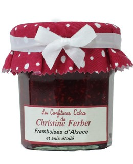 Raspberry Jam with Star Anise - Christine Ferber