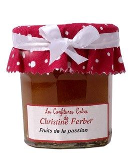 Passion fruit jam - Christine Ferber