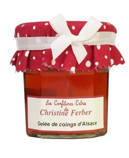Quince Jelly - Christine Ferber