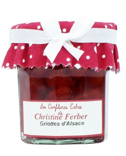 Morello Cherry Jam - Christine Ferber