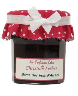Wild Blackberry Jam - Christine Ferber