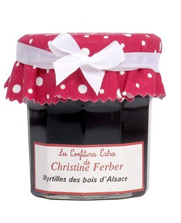 Wild Blueberry Jam - Christine Ferber