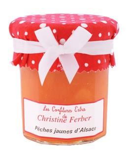 Yellow Peach Jam - Christine Ferber