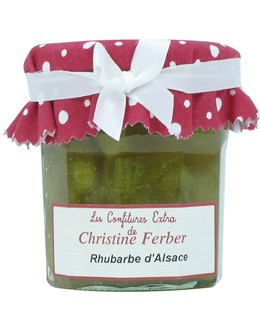 Rhubarb Jam - Christine Ferber
