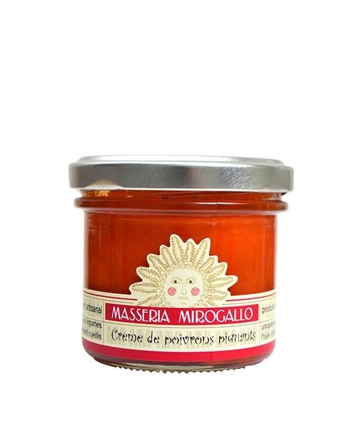 Spicy red pepper cream - Masseria Mirogallo