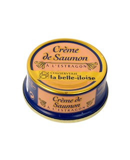 Salmon cream with tarragon - La Belle-Iloise