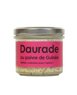Grey Bream with Guinea pepper - L'Atelier du Cuisinier