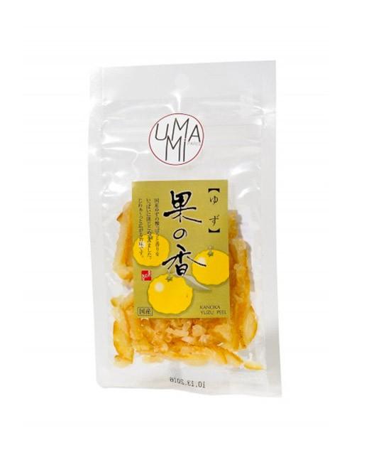 Candied Yuzu peels - Umami