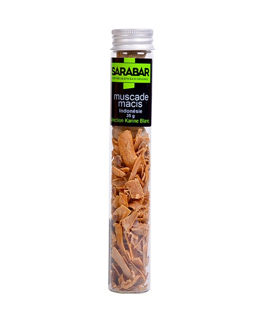 Nutmeg and Mace - Sarabar