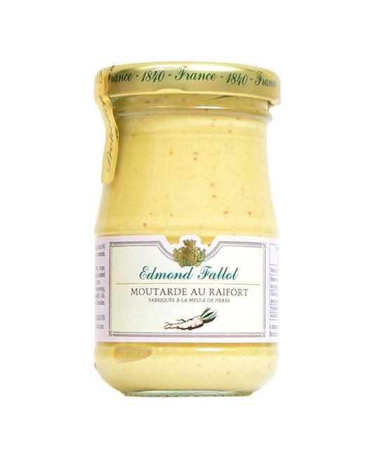 Horseradish mustard - Fallot