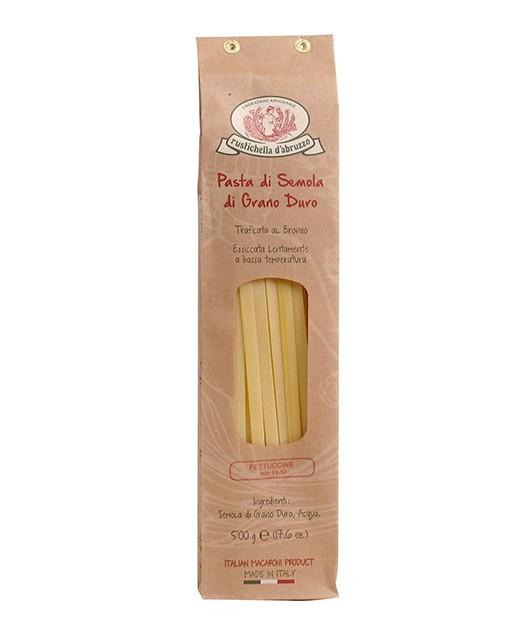 Fettuccine pasta - Rustichella d'Abruzzo