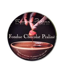 Chocolate Fondue - Pralus
