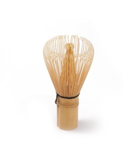 Bamboo-whisk for Matcha - Les Jardins de Gaïa